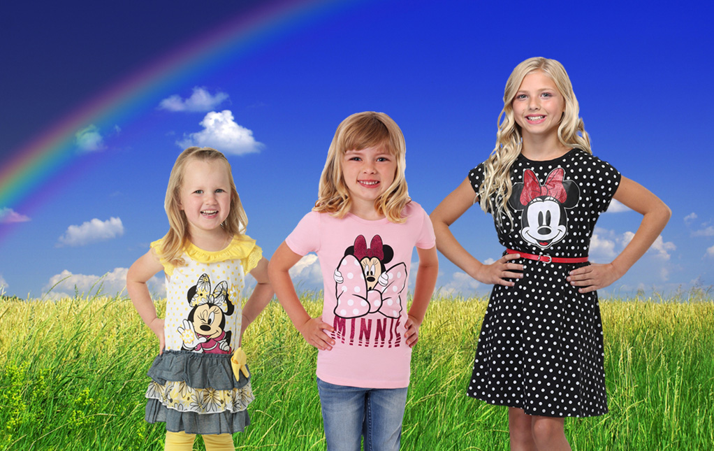 Minnie Mouse Apparel for Kids