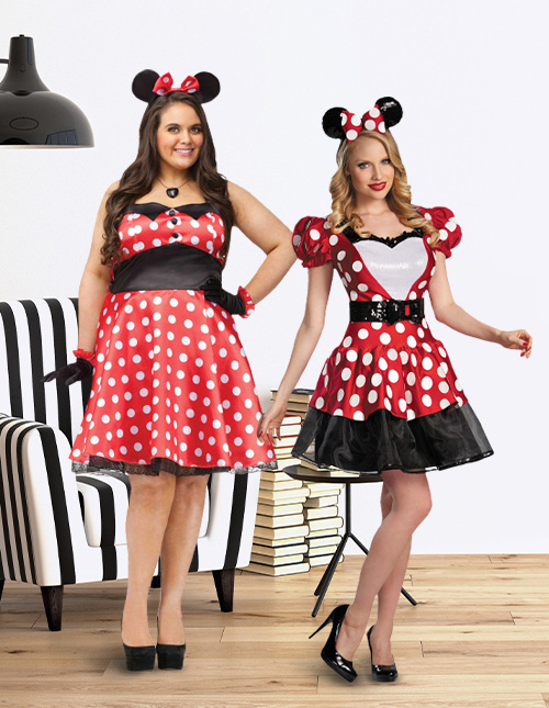 Cute Minnie Mouse Costumes
