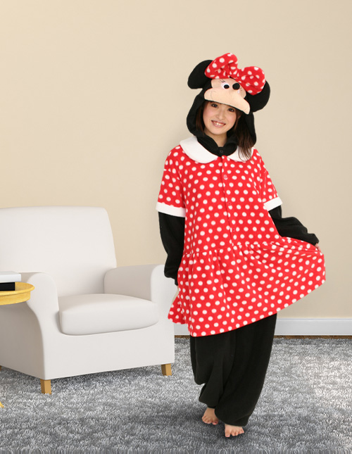 Teen Minnie Mouse Costumes