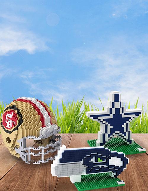 NFL BRXLZ Puzzles