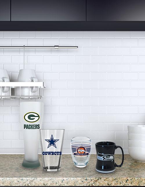 NFL Drinkware