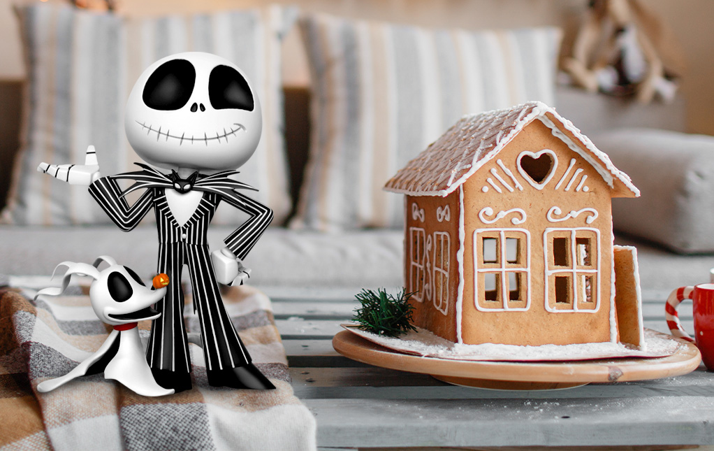 Nightmare Before Christmas Figurines