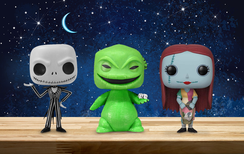 Nightmare Before Christmas Funko POP!