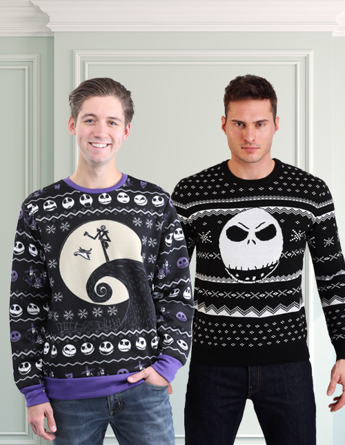 Nightmare Before Christmas Sweaters