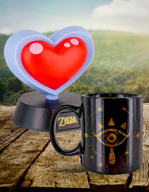 Legend of Zelda Décor
