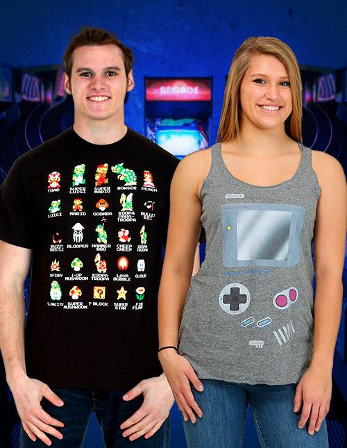 Nintendo Clothing