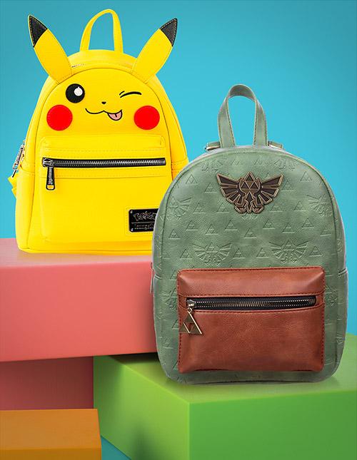Nintendo Backpacks