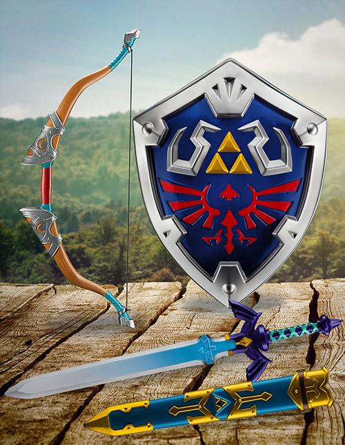 Legend of Zelda Accessories