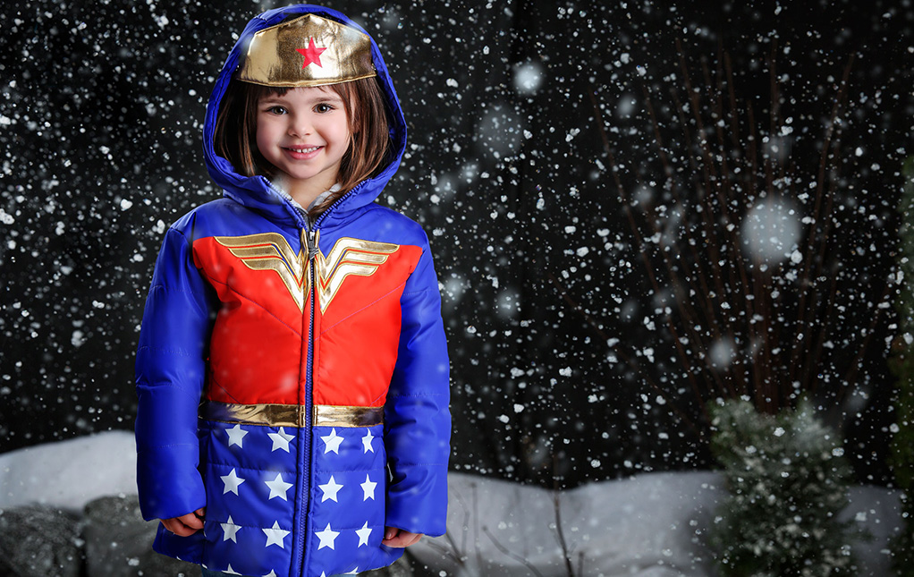 Kids Outerwear for Playing Outside