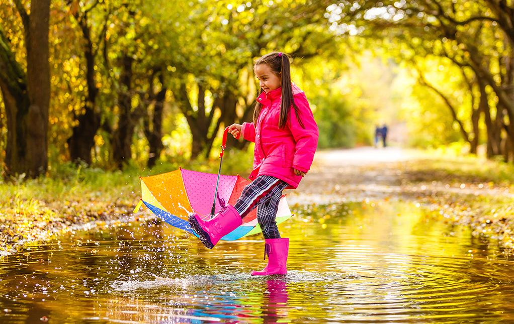 Kid's Rain Jackets