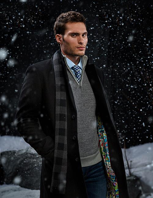 Men's Winter Dress Coats