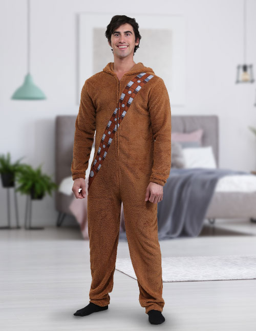 Adult Chewbacca Onesie