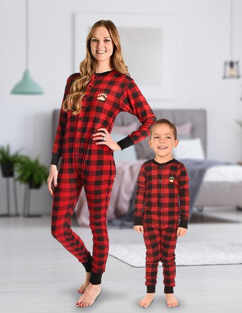 Bear Cheeks Pajamas