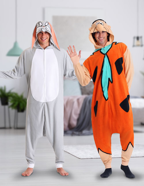 Cartoon Onesies for Adults