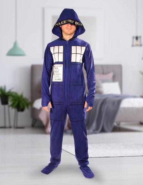 Doctor Who Pajamas