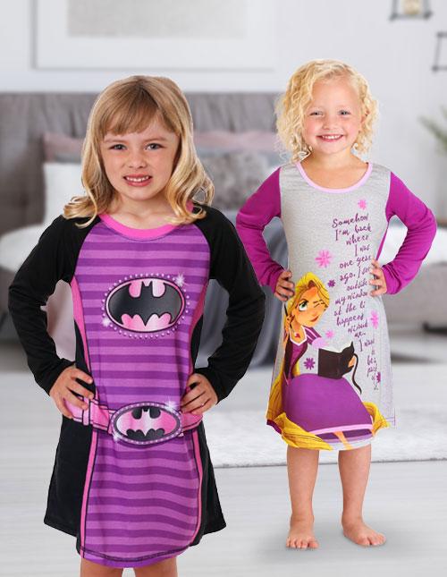Girls' Nightgowns