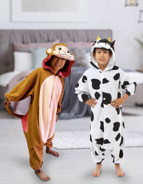 Kids' Onesie Pajamas