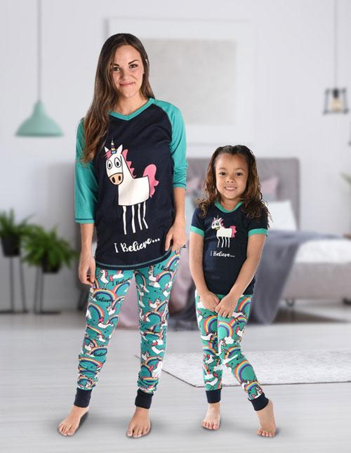 Matching Pajama Sets