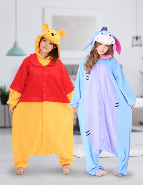 Winnie the Pooh Pajamas for Adults