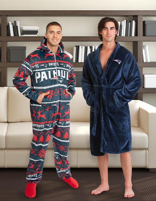 New England Patriots Pajamas