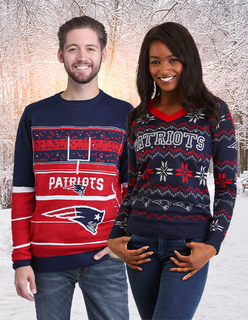 Patriots Ugly Sweaters