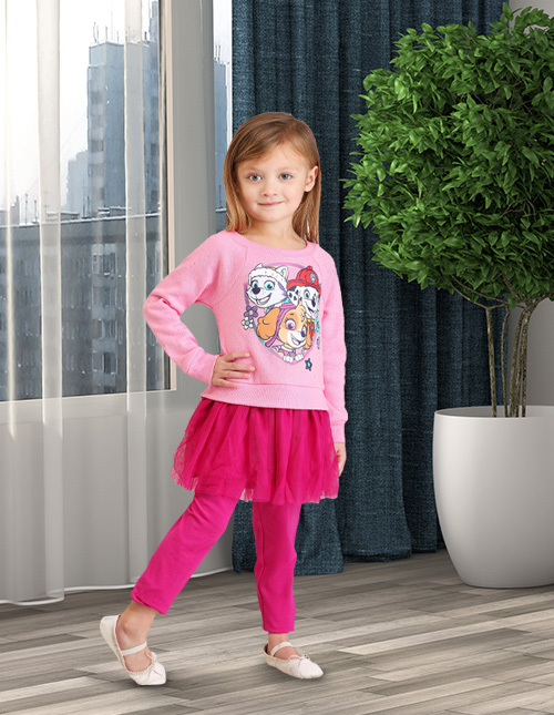 Paw Patrol Clothes for Girls