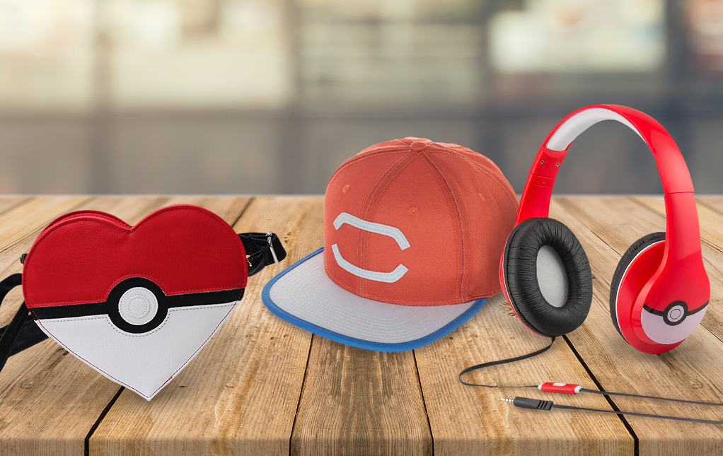 Pokémon Accessories