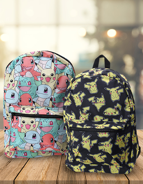 Pokémon Backpacks for School