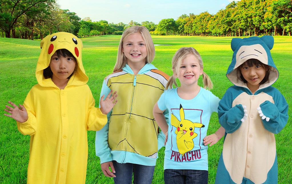 Pokémon Kids' Clothes