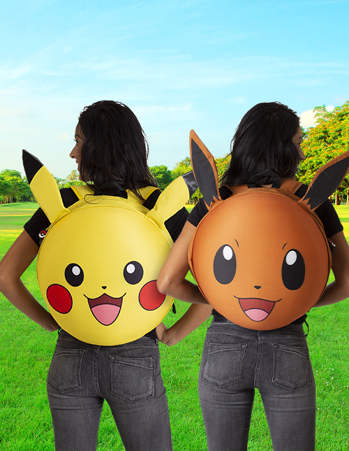 Pokémon Plush Backpack