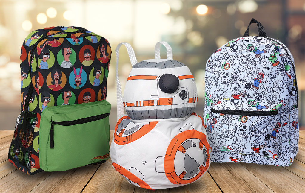 Geek Backpacks