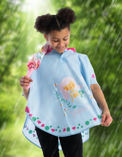 Childrens' Rain Coats and Boots
