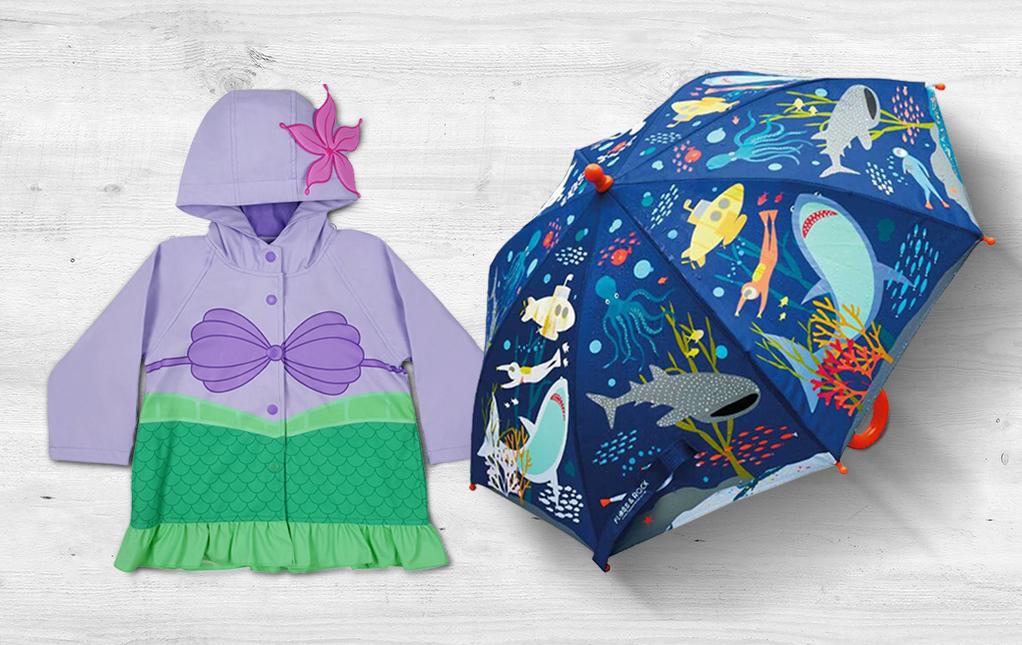 Children's Rain Gear