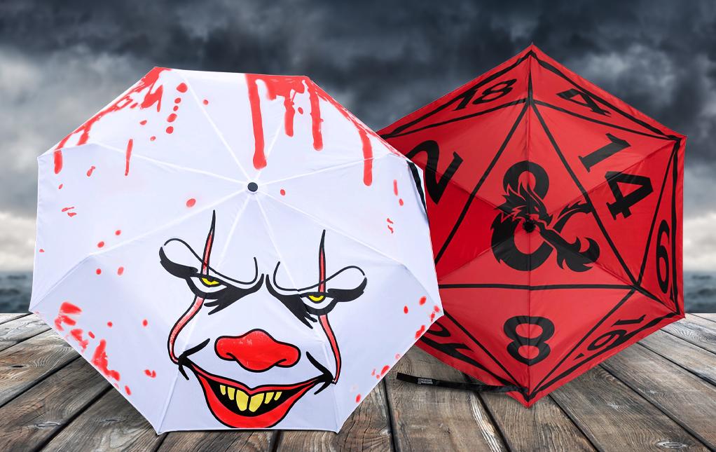 Fun Umbrellas for Adults