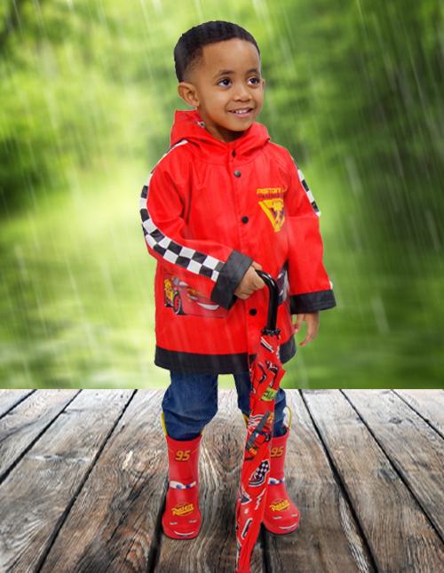 Toddler Rain Ponchos
