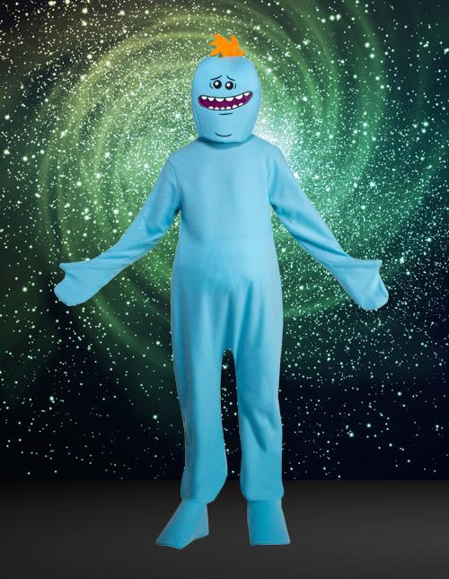 Mr. Meeseeks Costume