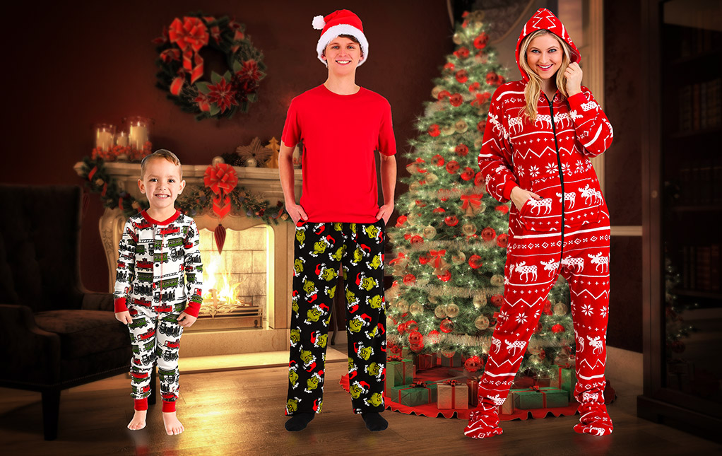 Festive Pajama Sets