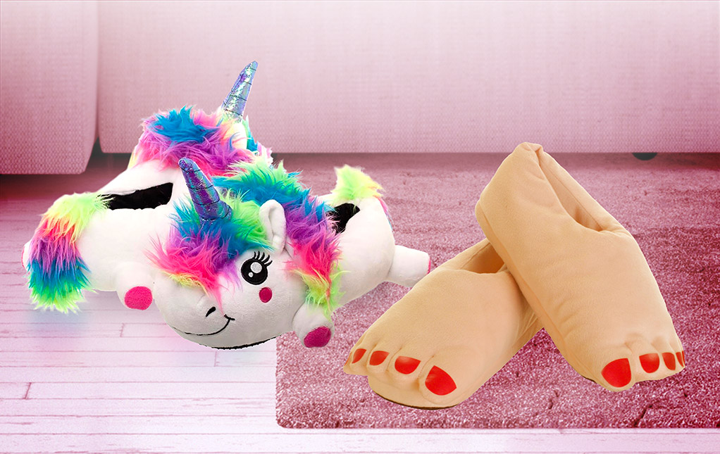 Women's Funny Slippers