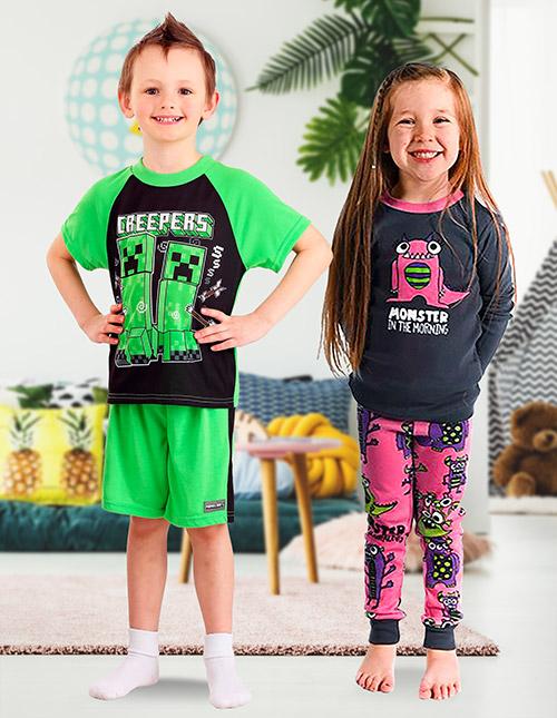 Kids' Pajama Sets