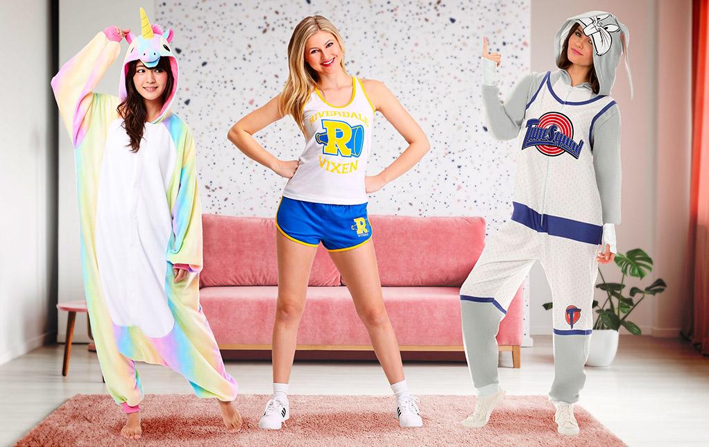 Women's Lounging Pajamas