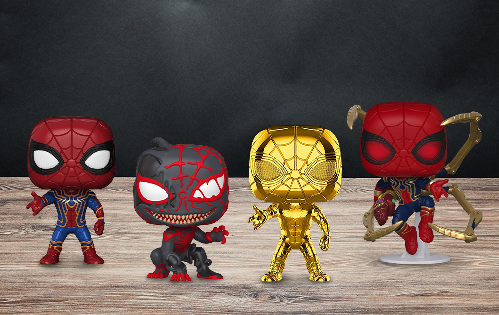 Funko POP! Spiderman