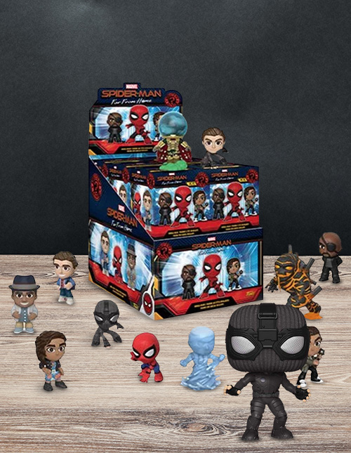 <em>Spider-Man: Far from Home</em> Funko POP!