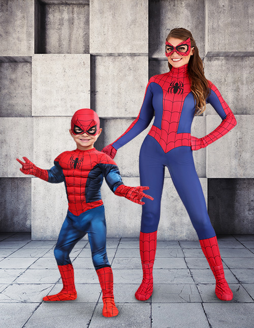Spider-Man Halloween Costumes