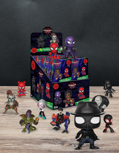 <em>Spider-Man: Into the Spider-Verse</em> Funko POP!