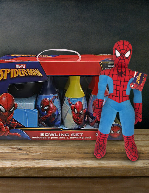 Spider-Man Toys for Toddlers