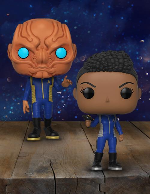 Star Trek Funko Pops