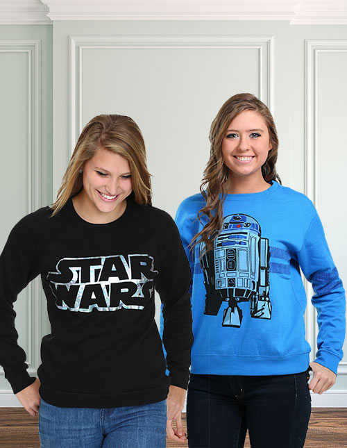 Star Wars Pullovers