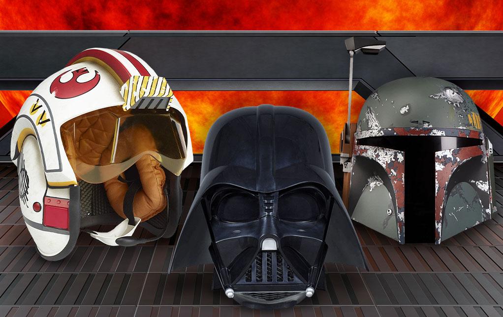 Star Wars Black Series Helmet