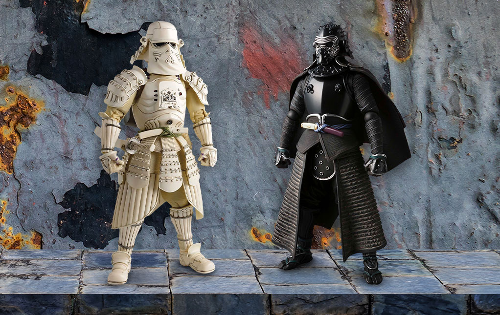 Star Wars Collectible Figures