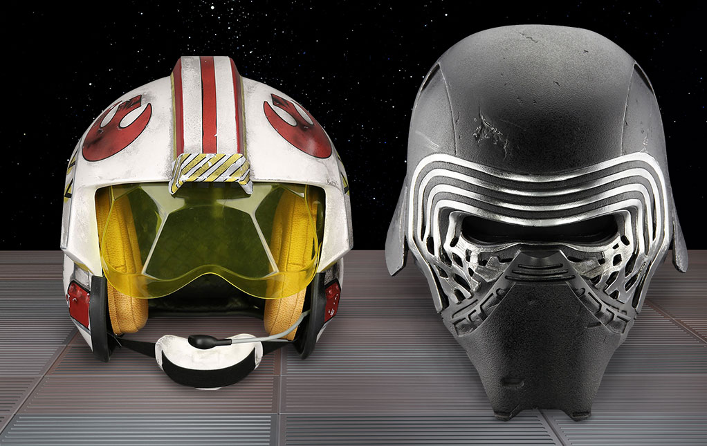 Star Wars Replica Helmets